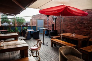 Beer Garden Northcote - Venue Hire Northcote