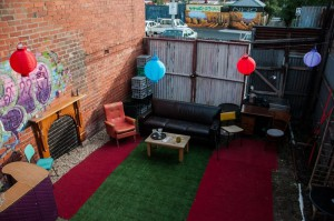 Outdoor venue hire - Venue Hire Northcote