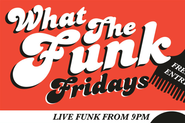 what the funk fridays - purple emerald lounge bar