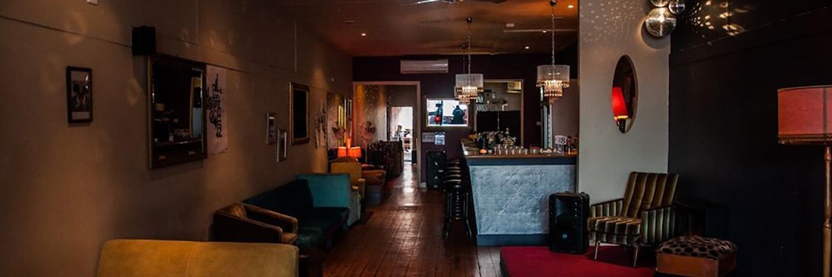 Venue Hire in Northcote - Purple Emerald Lounge Bar